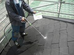 豊中市 K様邸 外壁塗装工事。のサブ画像01