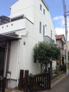 生駒市K様邸 外壁・屋根塗装工事。の画像