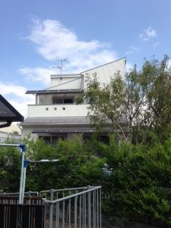 生駒市K様邸 外壁・屋根塗装工事。のサブ画像03