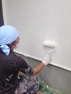 2014年5月 高槻市高垣町M様邸 外壁・屋根塗装工事。のサブ画像04