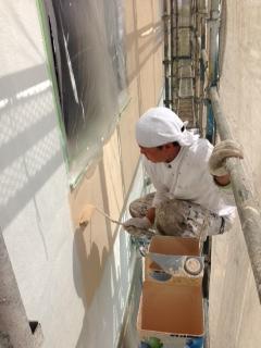 2013年5月 高槻市上田辺のマンション外壁塗装。のサブ画像04