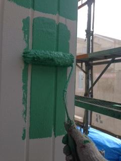 10.30高槻市 新築外壁下塗り2.JPG
