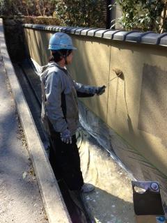 3.15四條畷市 津司様 外塀塗装 完了.jpg.jpeg