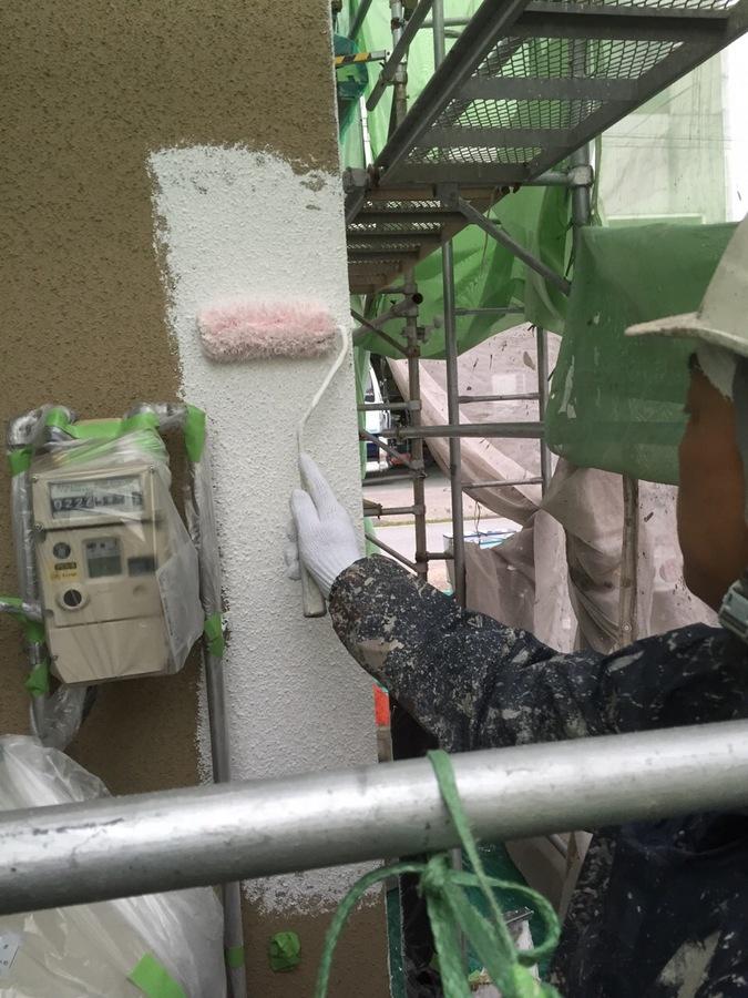 4.18奈良県北葛城群 山村様邸 外壁下0.JPG