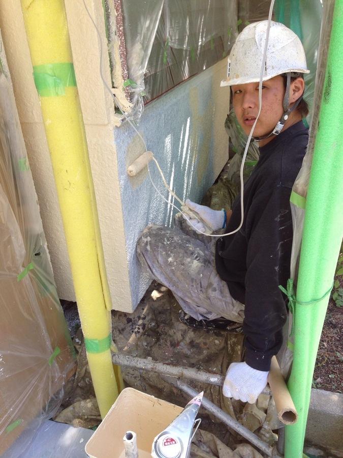 5.13東大阪市 増田様邸 外壁上.JPG