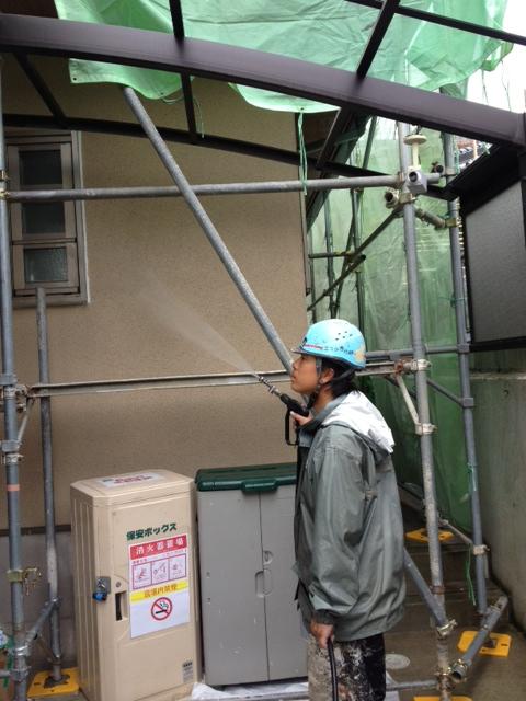 5.21茨木市 二川様 スタート高圧.JPG