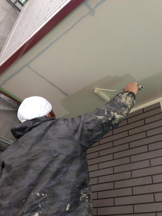 2014年1月 茨木市穂積台A様邸、外壁塗装工事。のサブ画像07