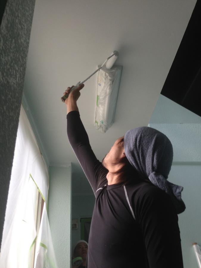 2013年5月 高槻市上田辺のマンション外壁塗装。のサブ画像06