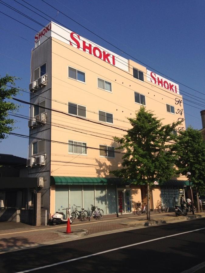 2013年5月 高槻市上田辺のマンション外壁塗装。のサブ画像01