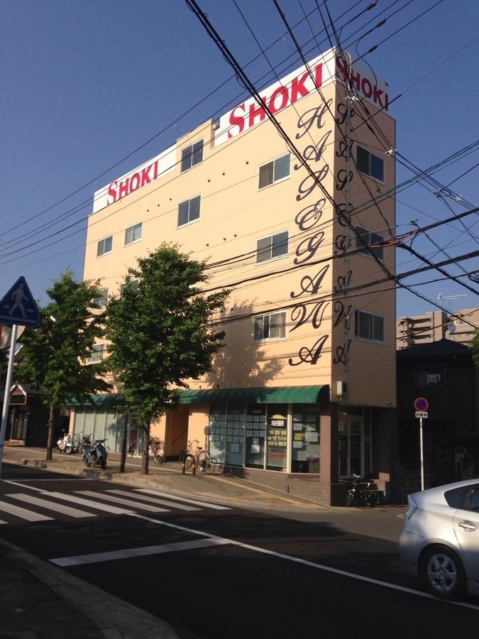2013年5月 高槻市上田辺のマンション外壁塗装。の画像
