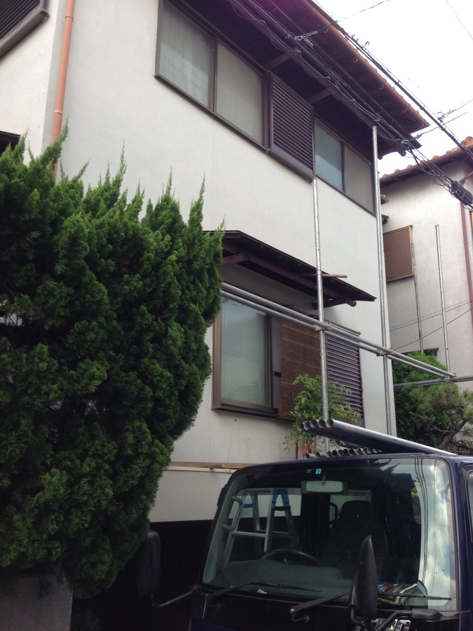 2013年8月 茨木市鮎川Y様邸。のサブ画像01