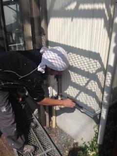 生駒市K様邸 外壁・屋根塗装工事。のサブ画像04