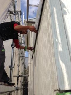 生駒市K様邸 外壁・屋根塗装工事。のサブ画像05
